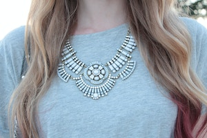 jewelmint ritz rhapsody statement necklace