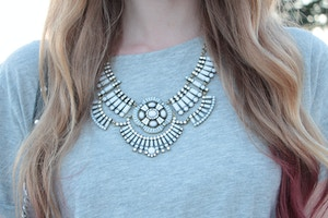 jewelmint ritz rhapsody statement necklace