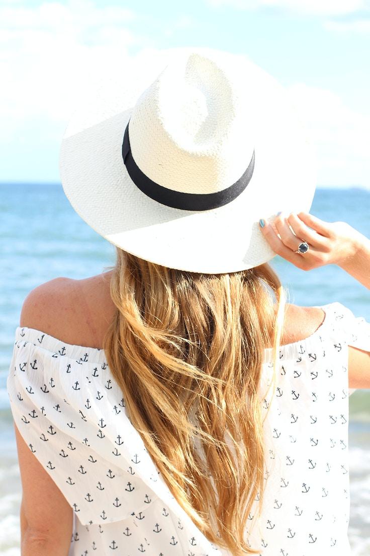 joe fresh sun hat