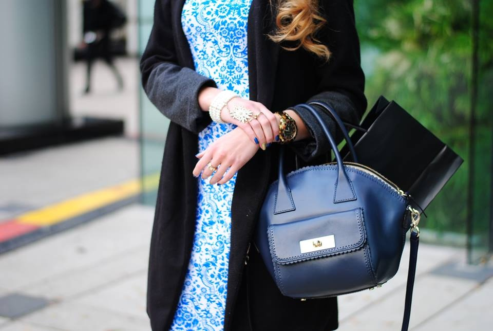 kate spade bag missguided dress