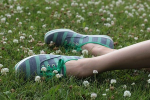 kate spade for keds fall 2014 green stripes
