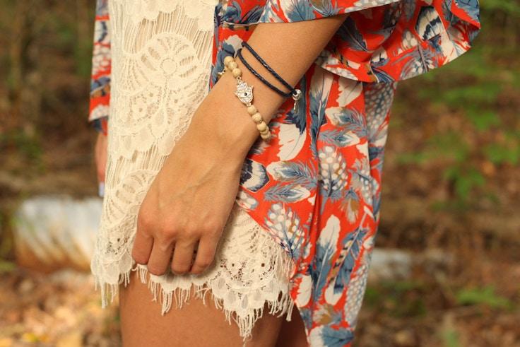 khamsa bracelet pandora