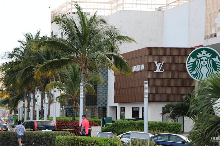 la isla cancun