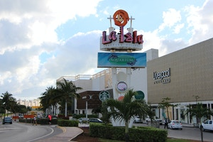 la isla shopping mall cancun