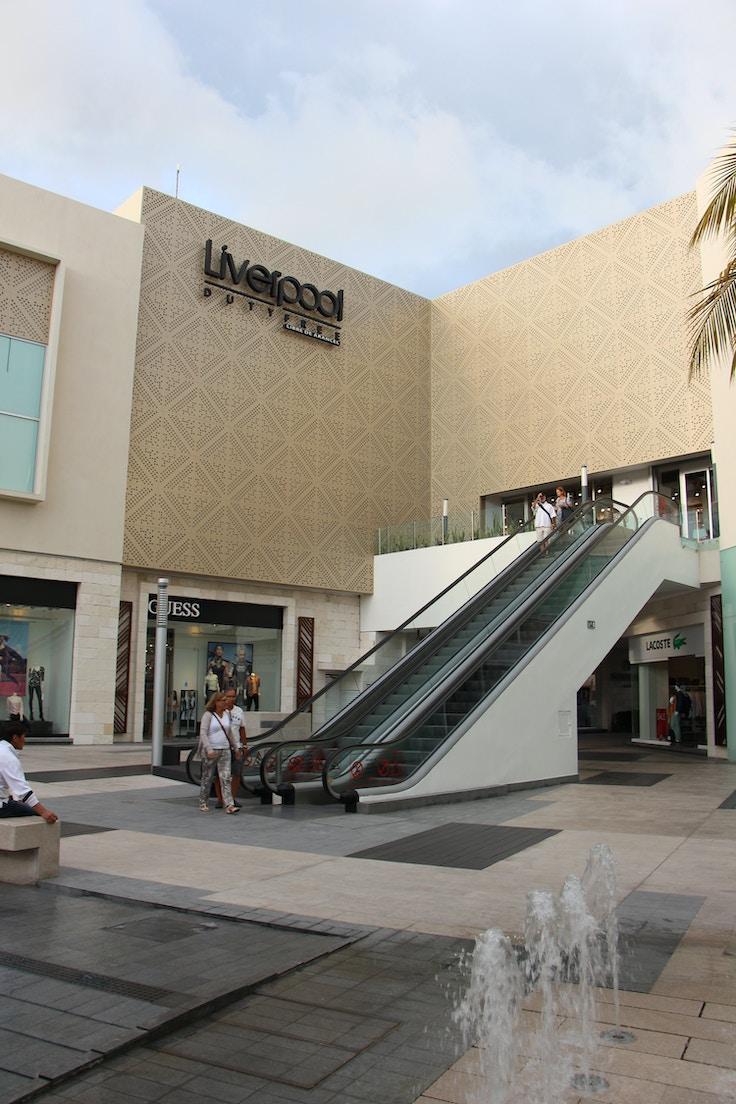 la isla shopping mall liverpool
