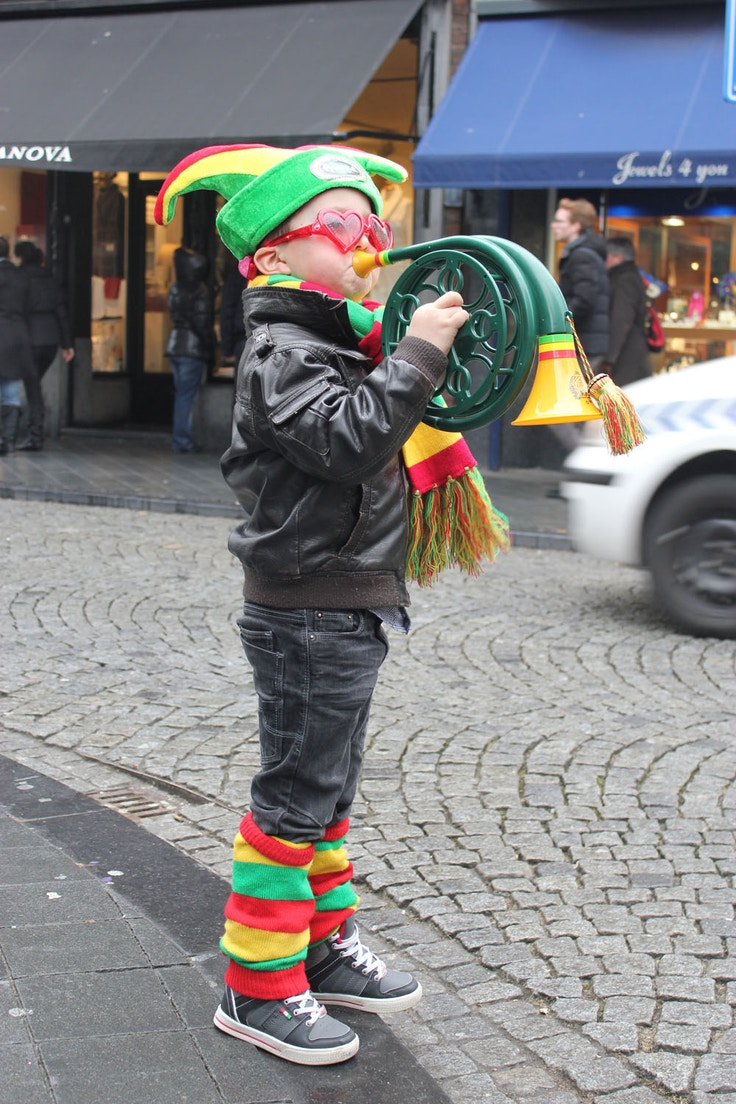 little boy maastricht carnaval