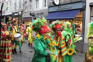maastricht carnaval parade