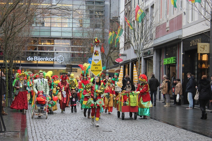 maastricht parade carnaval