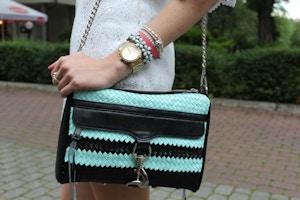 mac purse mint