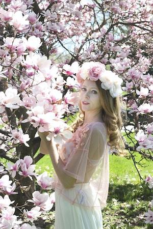 magnolias lana del rey