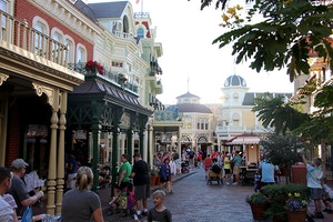 main st usa magic kingdom
