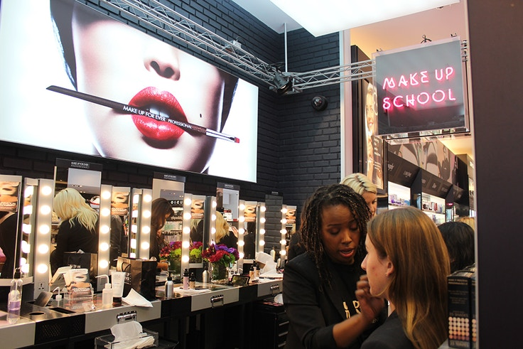 make up for ever eaton centre