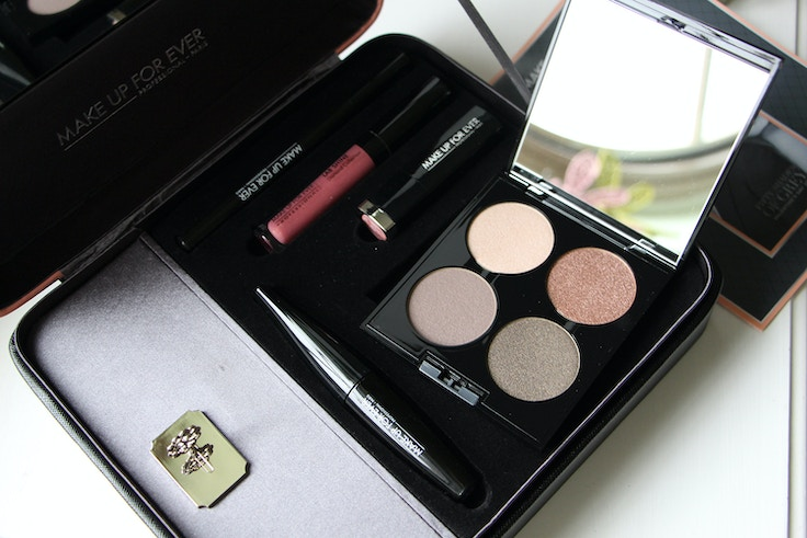 make up for ever eyeshadow fifty shades of grey