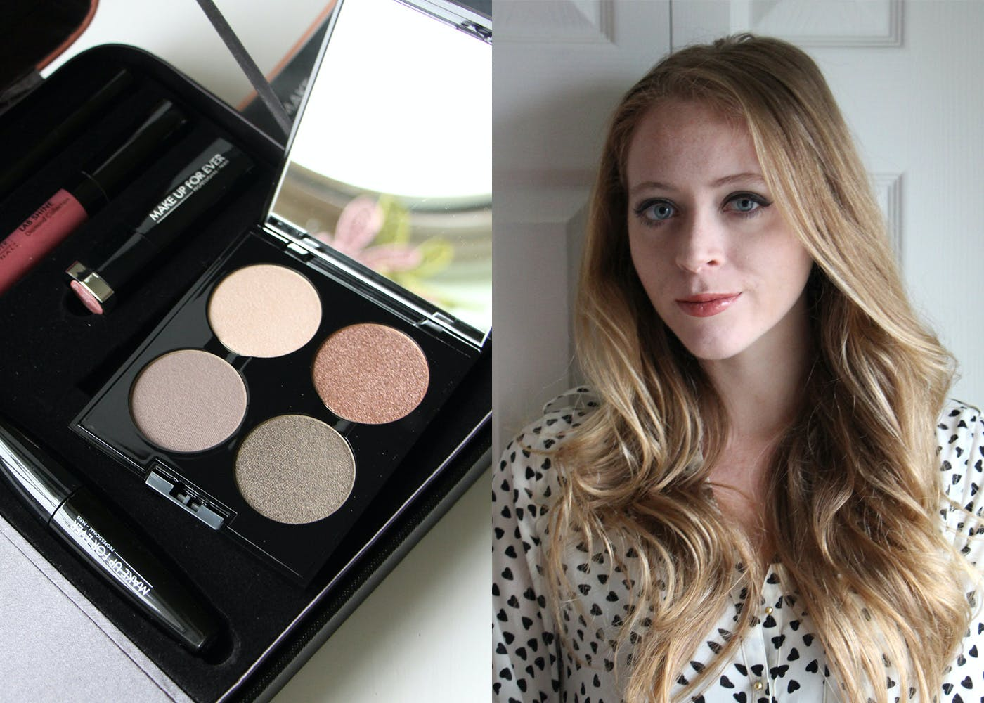 Make Up For Ever Fifty Shades of Grey Collection review