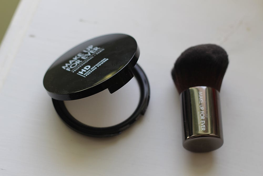 Review: Make Up For Ever HD Pressed Powder