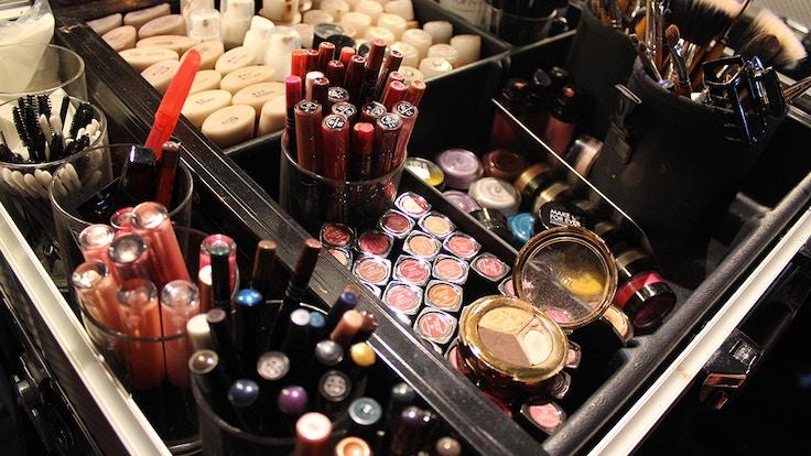 make up for ever stash