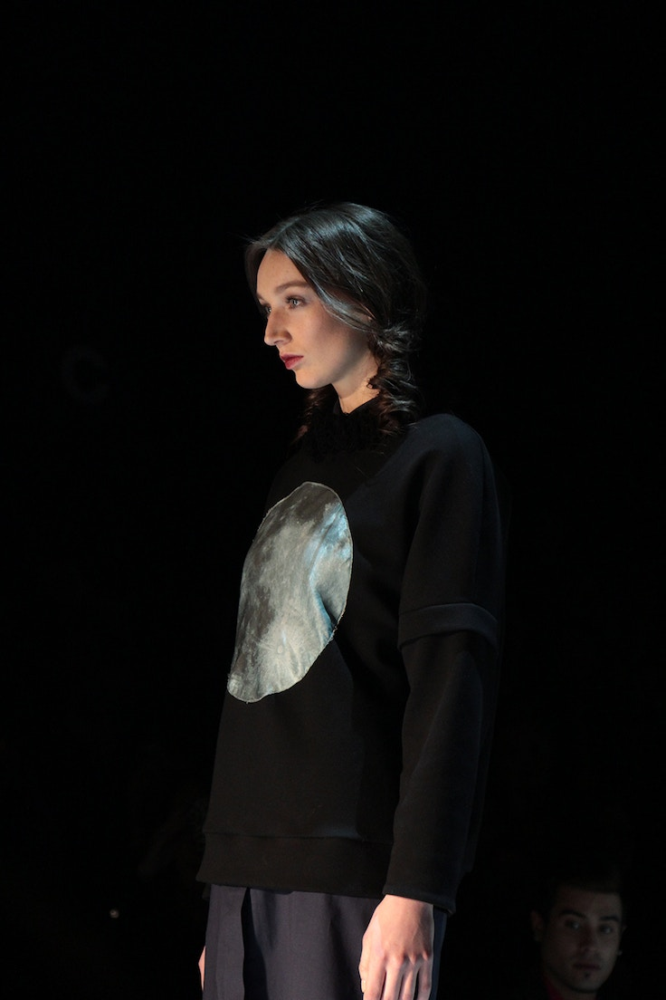 matiere noire fall 2014 moon shirt