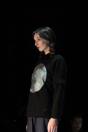 matiere noire fall 2014 moon shirt
