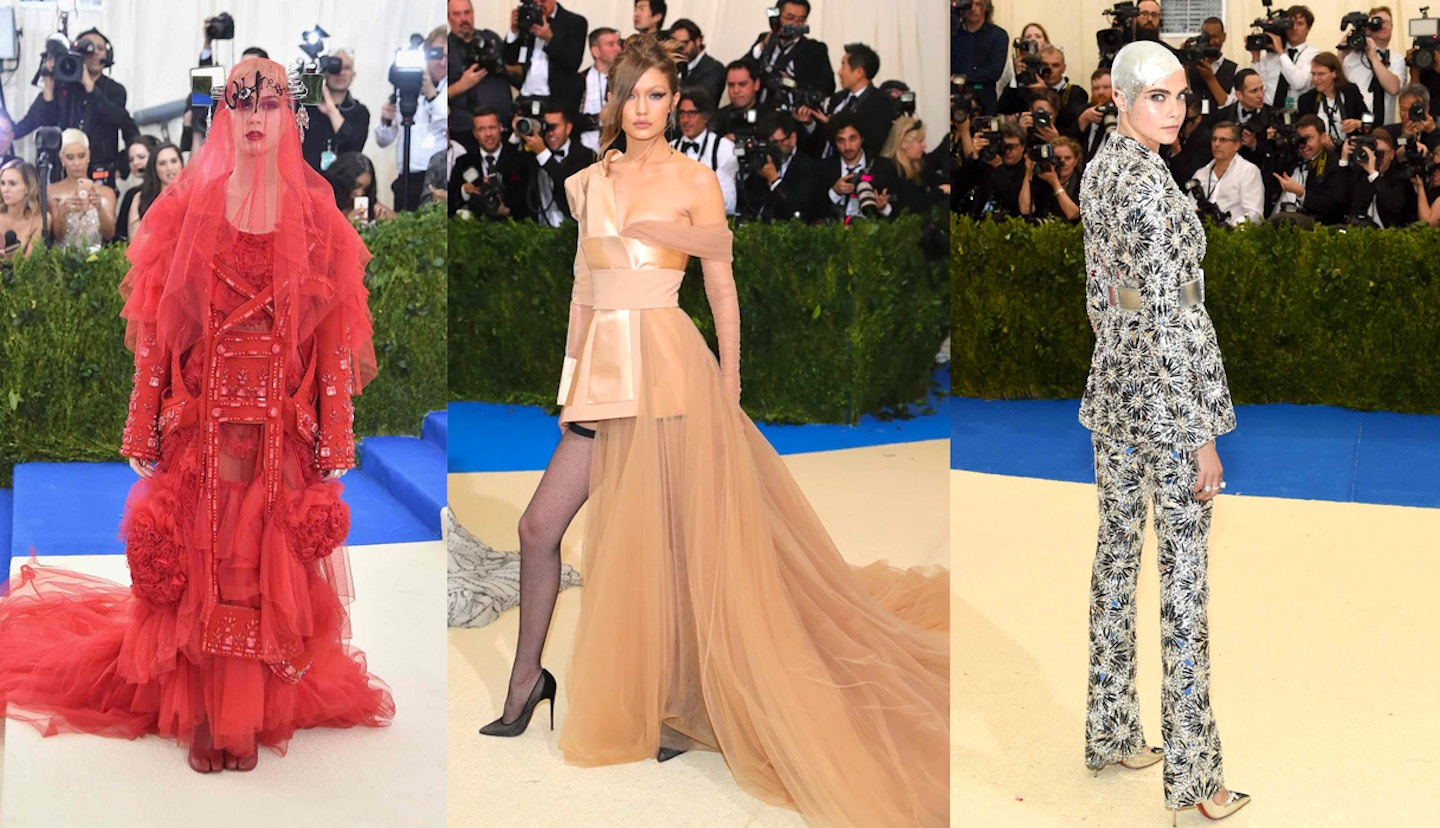 Best & Worst Dressed: Met Gala 2017