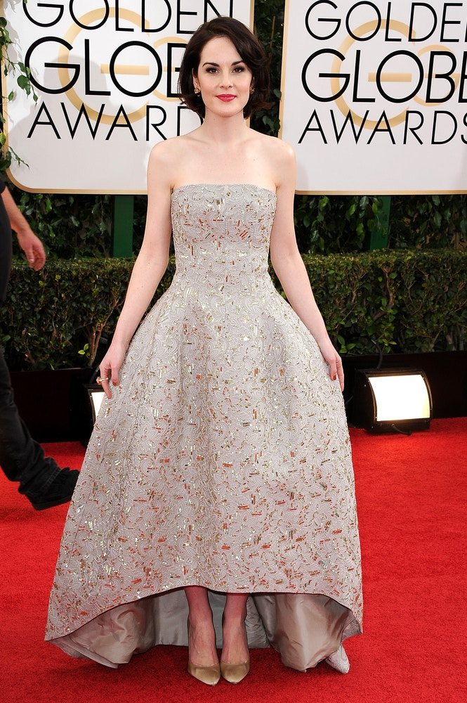 michelle dockery oscar