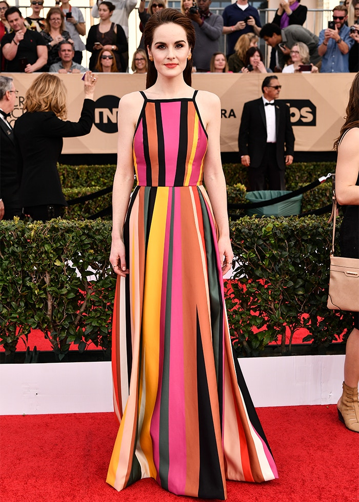 Michelle Dockery SAG Awards 2017