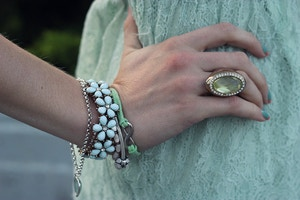 mint arm party
