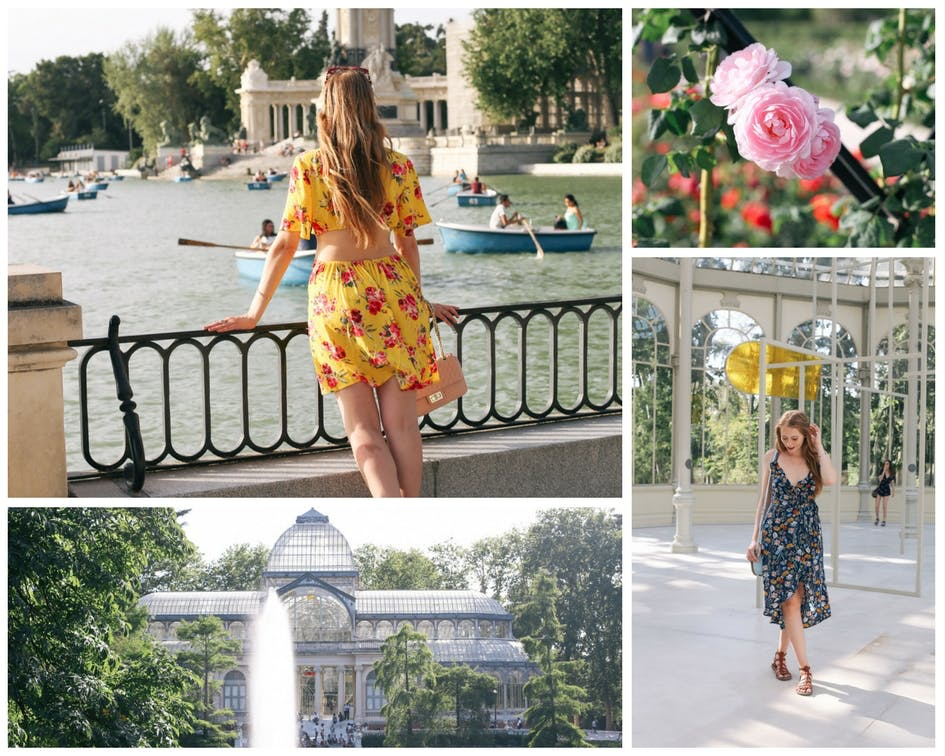 Free things to do in Madrid: Retiro Park