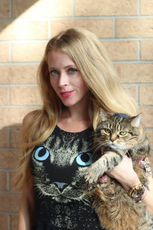 Here kitty kitty…