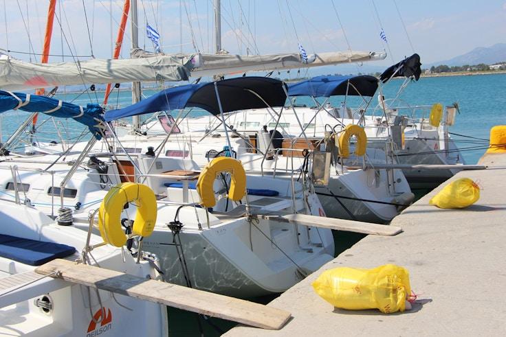 nafplio greece sailing