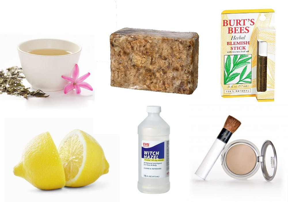 6 Natural Acne Cures
