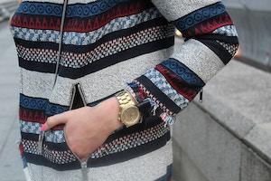 navajo jacket tweed
