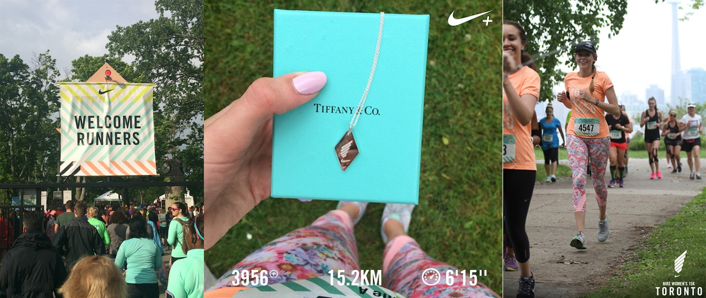 Nike Women's 15K Toronto review