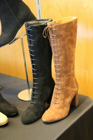 nine west fall 2015 lace up boot