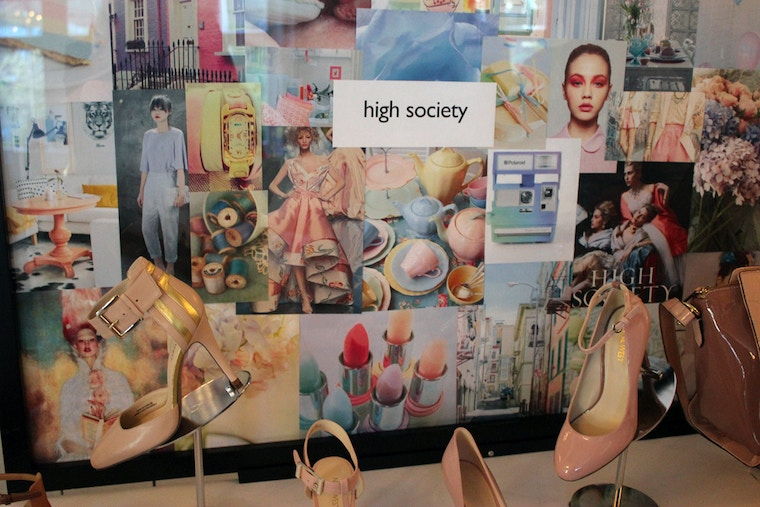 nine west spring 2014 high society