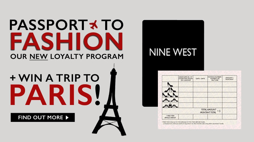 nine west loyalty program