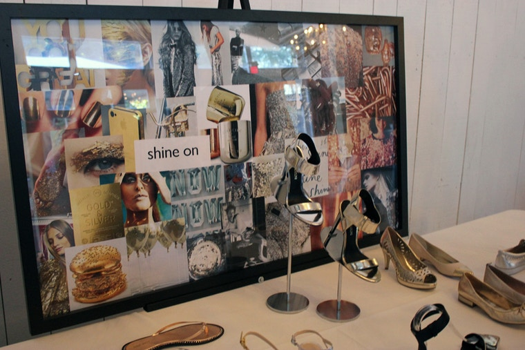 nine west spring 2014 shine on