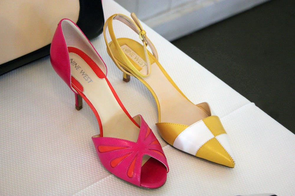 Nine West spring/summer 2014 collection preview