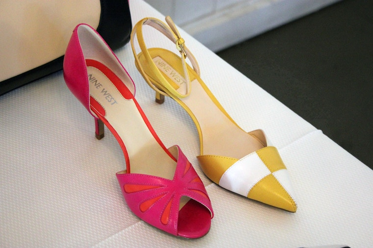 nine west spring 2014 sixties shoes