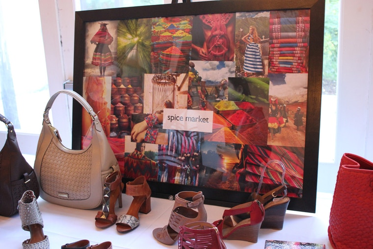 nine west spring 2014 spice market