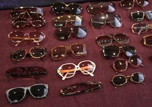 of king's past vintage sunglasses
