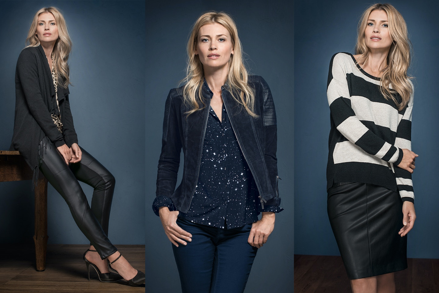 Olsen Fashion Fall 2014 collection preview