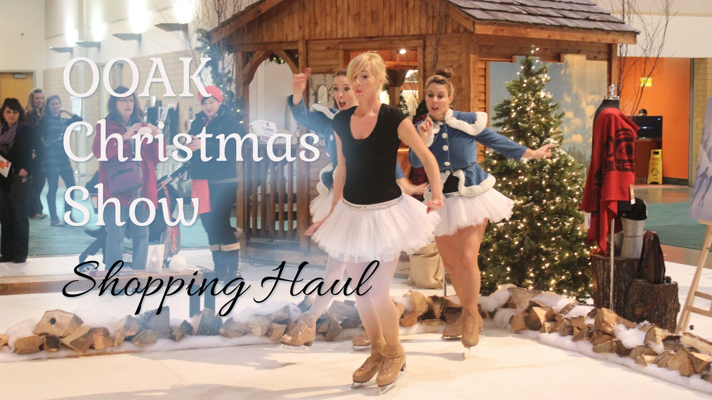 One of a Kind Christmas Show & Sale – Shopping Haul Video