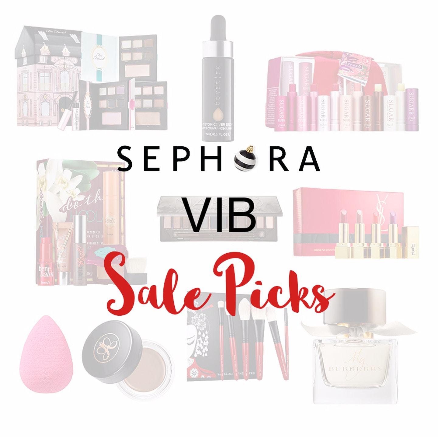 Best of the 2015 Sephora VIB Sale