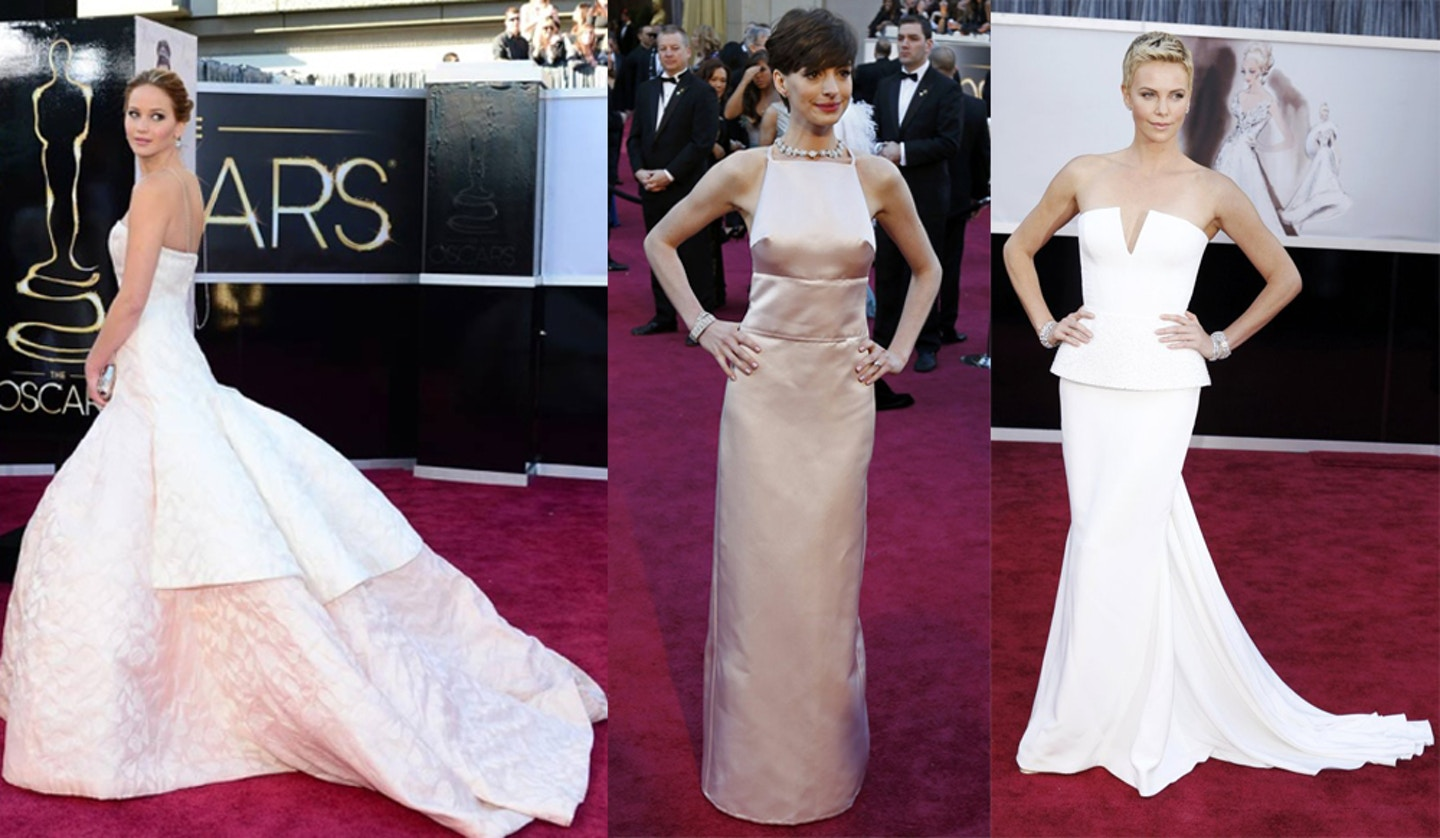 oscars 2013 best and worst dressed