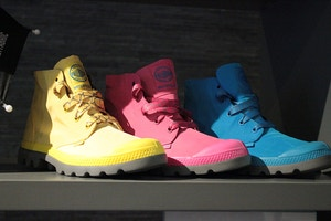 palladium waterproof boot