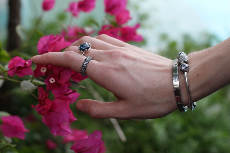 pandora winter 2014 collection rings
