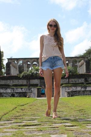 paradise island cloister garden
