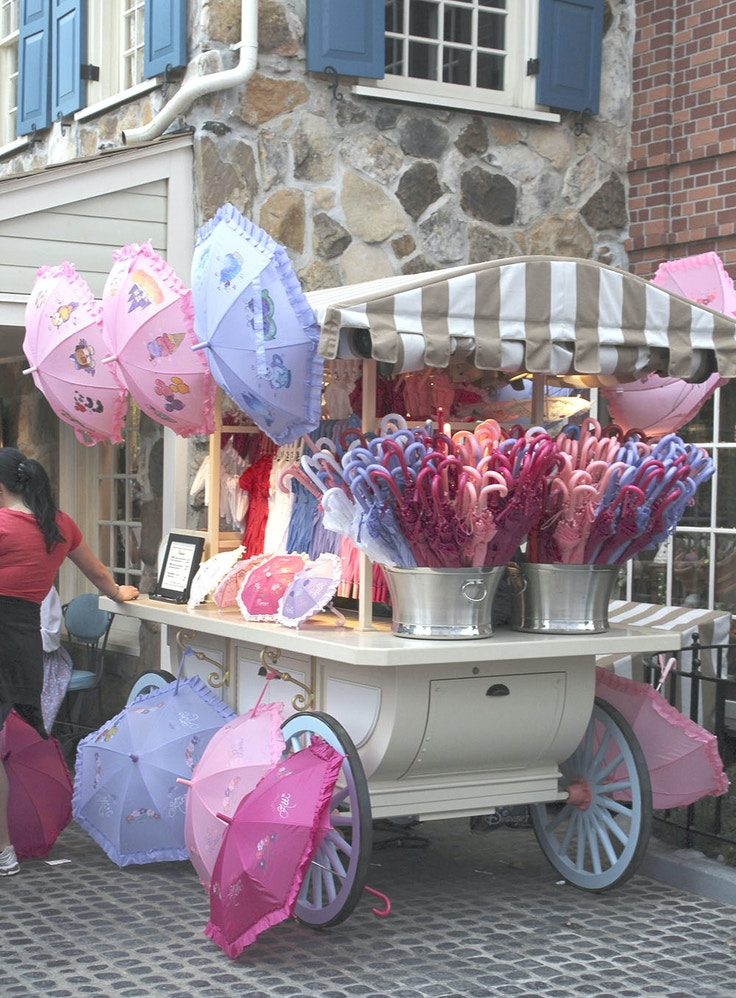 parasol stand disneyworld