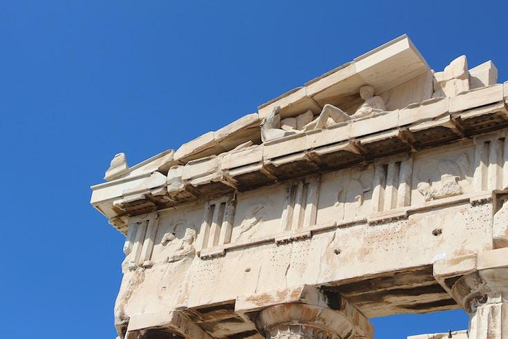 parthenon sculpture