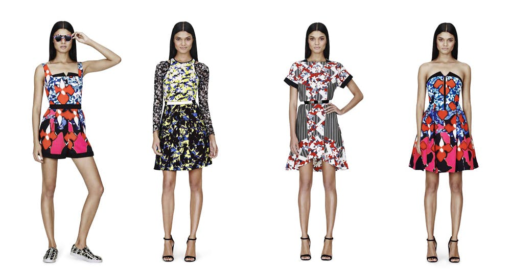 Peter Pilotto for Target: print mania!